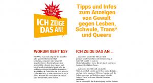 Startseite www.ich-zeige-das-an.de